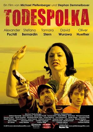 Todespolka - Austrian Movie Poster (thumbnail)