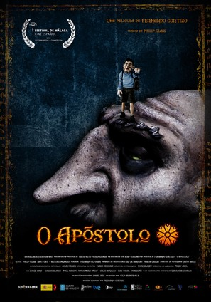 O Apóstolo - Spanish Movie Poster (thumbnail)