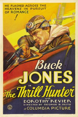 The Thrill Hunter - Movie Poster (thumbnail)