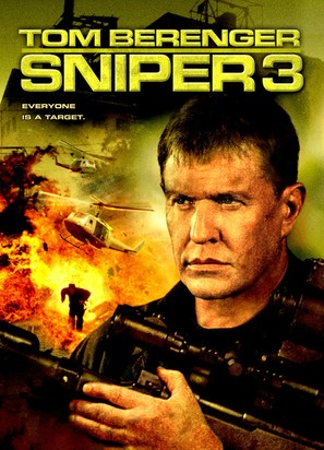 Sniper 3 - DVD cover (thumbnail)