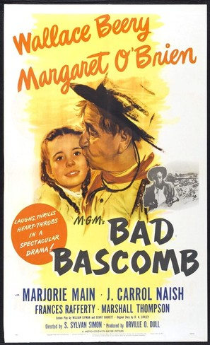 Bad Bascomb - Movie Poster (thumbnail)