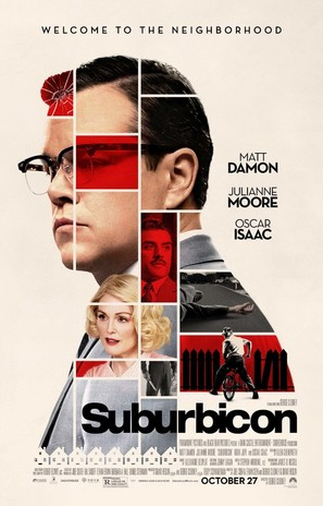 Suburbicon - Movie Poster (thumbnail)