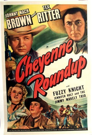 Cheyenne Roundup - Movie Poster (thumbnail)