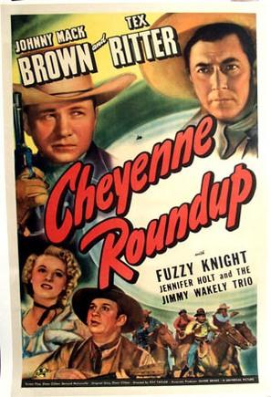 Cheyenne Roundup - Movie Poster (thumbnail)