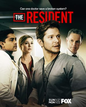 """""""The Resident"""""""