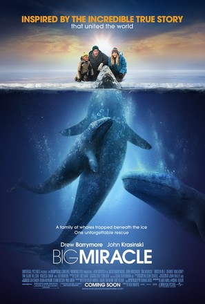 Big Miracle - Movie Poster (thumbnail)