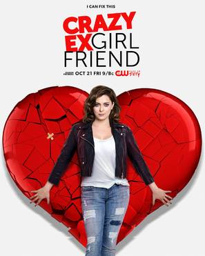 """Crazy Ex-Girlfriend"" - Movie Poster (thumbnail)"