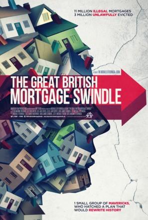 The Great British Mortgage Swindle - British Movie Poster (thumbnail)