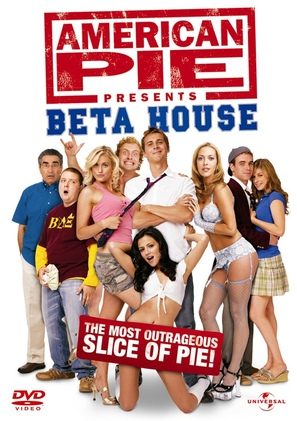 American Pie Presents: Beta House - DVD movie cover (thumbnail)