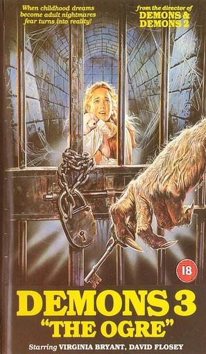 """""""Brivido giallo"""" - British VHS movie cover (thumbnail)"""