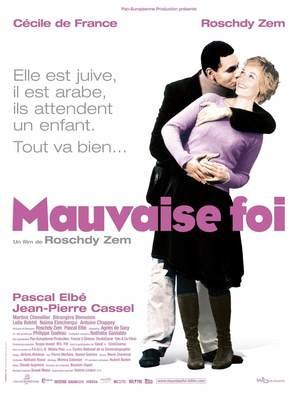 Mauvaise foi - French poster (thumbnail)