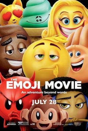 The Emoji Movie - Movie Poster (thumbnail)