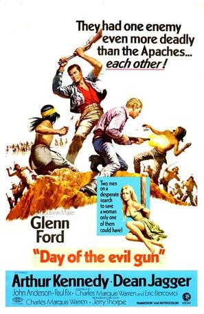 Day of the Evil Gun - Movie Poster (thumbnail)
