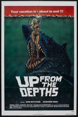 Up from the Depths - Movie Poster (thumbnail)