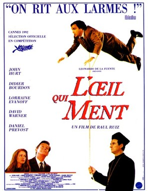 L'oeil qui ment - French Movie Poster (thumbnail)