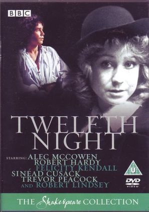 Twelfth Night - British Movie Cover (thumbnail)
