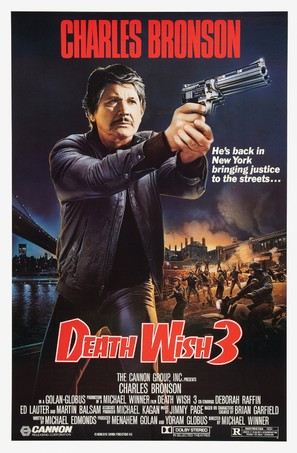 Death Wish 3 - Movie Poster (thumbnail)