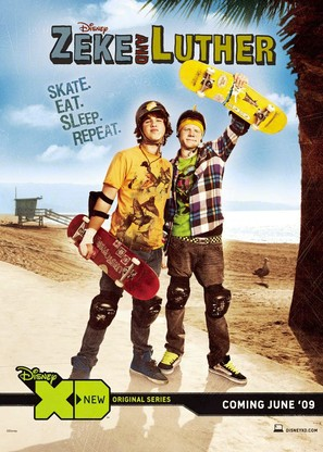 """Zeke and Luther"" - Movie Poster (thumbnail)"