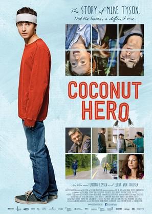 Coconut Hero - German Movie Poster (thumbnail)