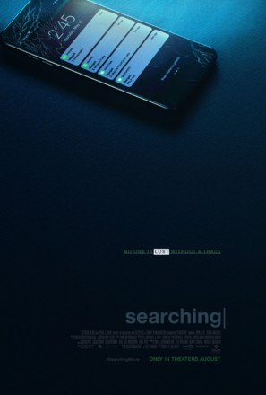 Searching - Movie Poster (thumbnail)