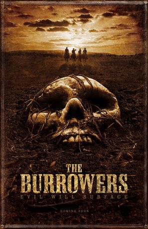 The Burrowers - Movie Poster (thumbnail)