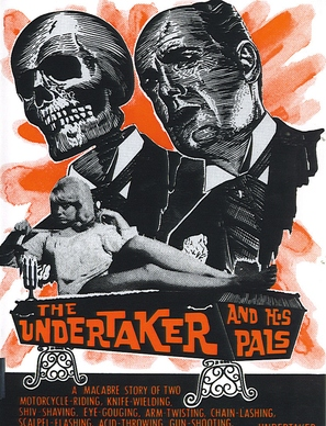 The Undertaker and His Pals - Movie Poster (thumbnail)