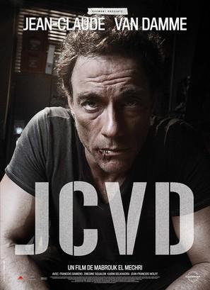 J.C.V.D. - French Movie Poster (thumbnail)
