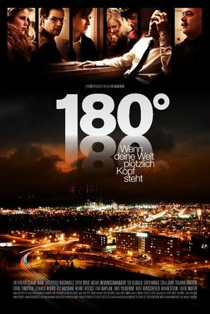 180° - Wenn deine Welt plötzlich Kopf steht - German Movie Poster (thumbnail)