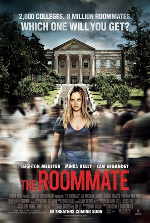 The Roommate - Movie Poster (thumbnail)