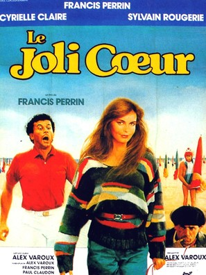 Le joli coeur - French Movie Poster (thumbnail)