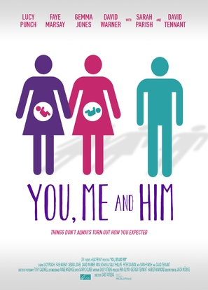 You, Me and Him - Movie Poster (thumbnail)