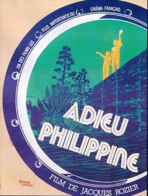 Adieu Philippine - French Movie Poster (thumbnail)