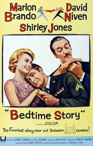 Bedtime Story - Movie Poster (thumbnail)