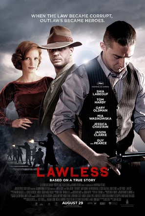 Lawless - Movie Poster (thumbnail)