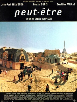 Peut-être - French Movie Poster (thumbnail)