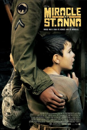 Miracle at St. Anna - Movie Poster (thumbnail)