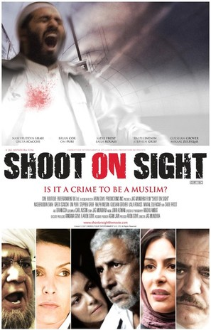 Shoot on Sight - British Movie Poster (thumbnail)