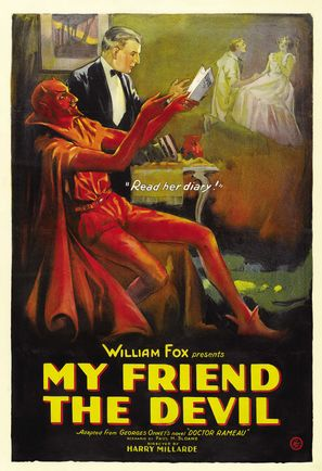 My Friend the Devil - Movie Poster (thumbnail)