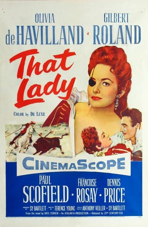 That Lady - Movie Poster (thumbnail)