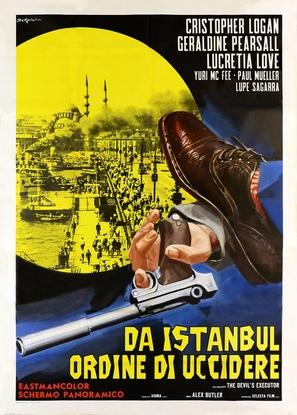 Da Istanbul ordine di uccidere