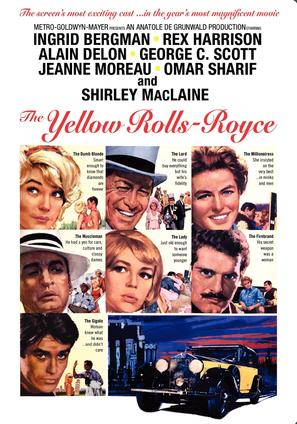 The Yellow Rolls-Royce - Movie Cover (thumbnail)