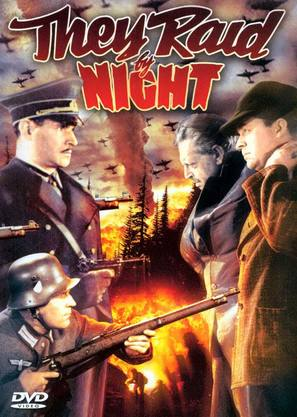 They Raid by Night - Movie Cover (thumbnail)