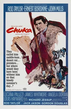 Chuka - Movie Poster (thumbnail)