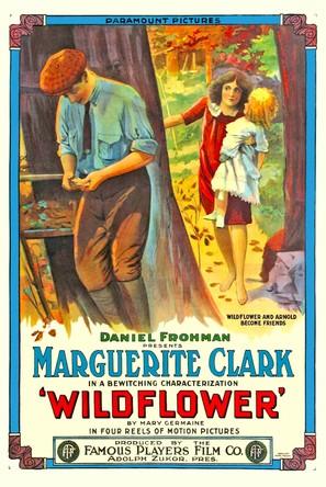 Wildflower - Movie Poster (thumbnail)