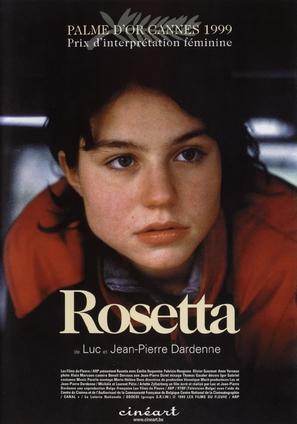 Rosetta - Belgian Movie Poster (thumbnail)