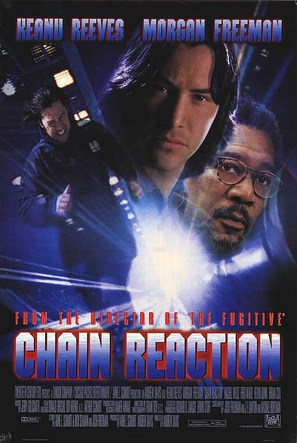 Chain Reaction - Movie Poster (thumbnail)