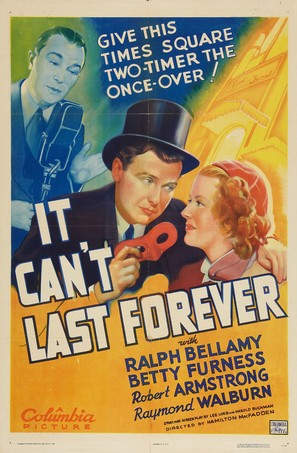 It Can't Last Forever - Movie Poster (thumbnail)