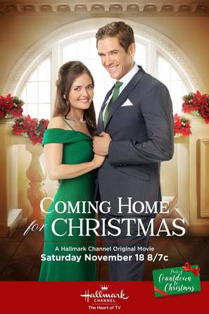 Coming Home for Christmas - Movie Poster (thumbnail)