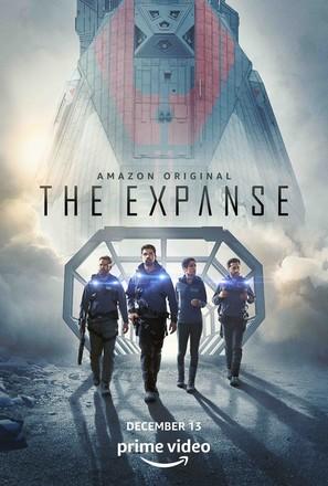 """The Expanse"" - Movie Poster (thumbnail)"
