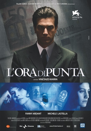 L'ora di punta - Italian Movie Poster (thumbnail)